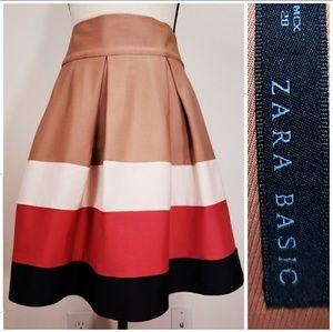 Zara Basic skirt size M